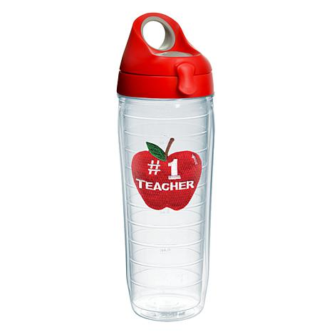 Tervis #1 Teacher 24 oz. Water Bottle