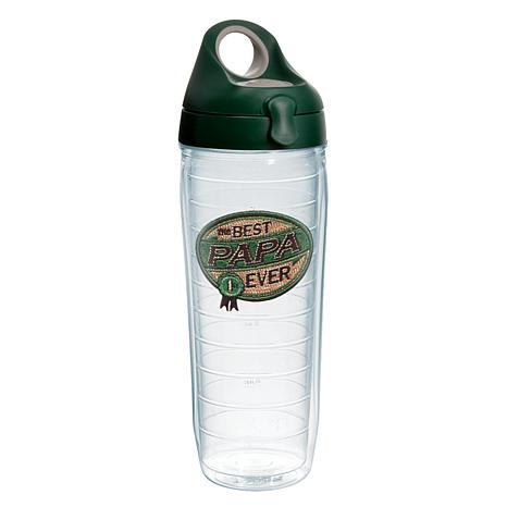 Tervis Hallmark Best Papa Ever 24 oz. Water Bottle
