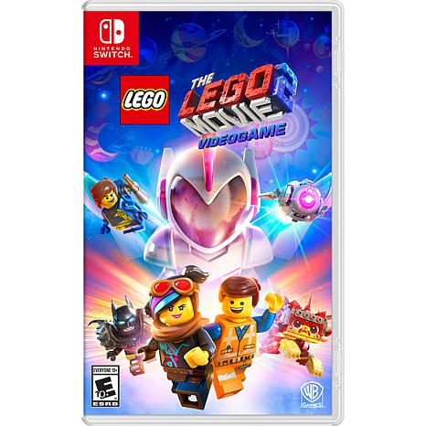new! The LEGO Movie 2 Video Game for Nintendo Switch