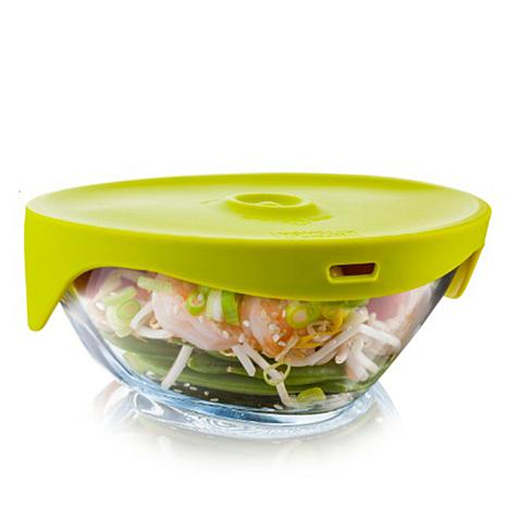 Tomorrow's Kitchen Microwave Steamer
