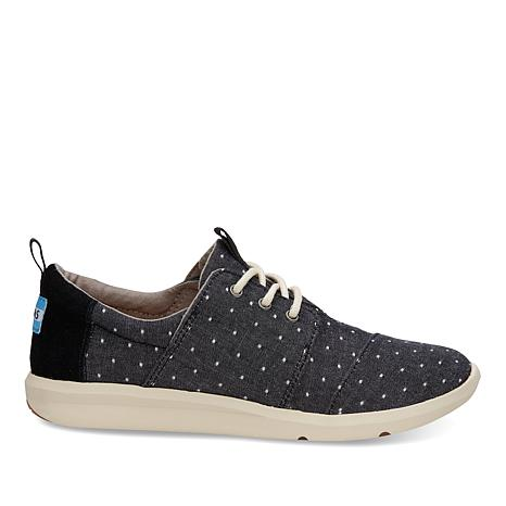 TOMS Del Rey Woven Laced Sneaker