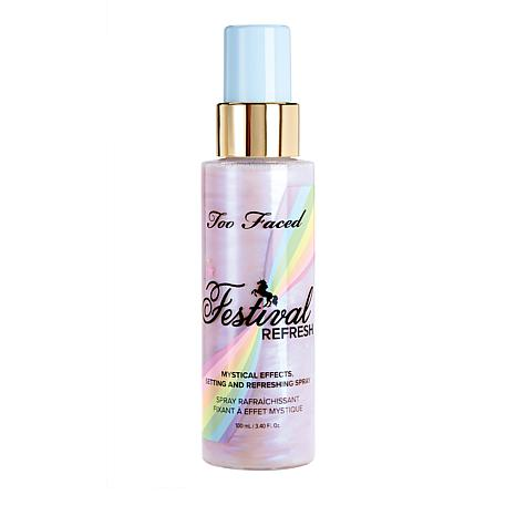 Too Faced Festival Refresh Setting & Refreshing Spray