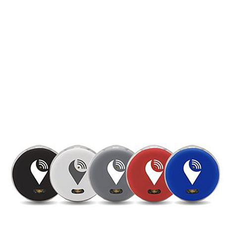 TrackR Pixel Bluetooth Tracking Device 5-pack