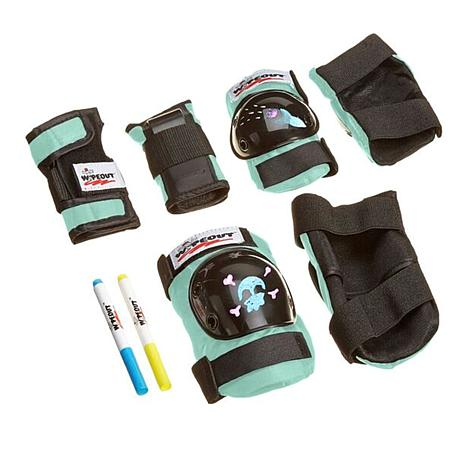 Triple Eight Wipeout Customizable Dry Erase Youth Pad Set