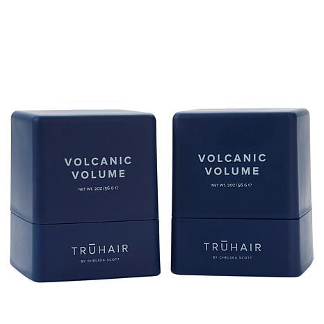 TRUHAIR 2-pack Volcanic Volume Paste