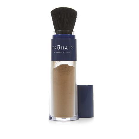 TRUHAIR® Color & Lift Light Brown Root Color Powder
