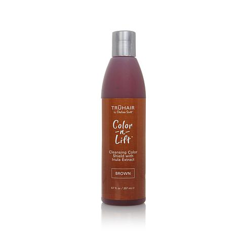 TRUHAIR Color-n-Lift Cleansing Color Shield - Brown