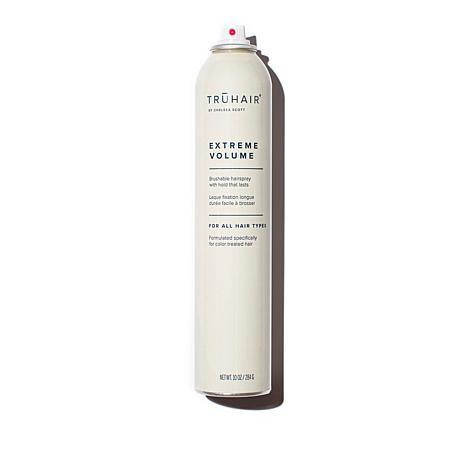 TRUHAIR® Extreme Volume Brushable Hairspray