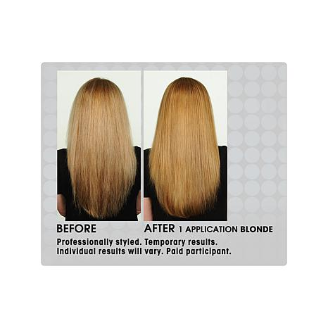 TRUHAIR® Revive & Style Color Mousse - Blonde - 8290707 | HSN