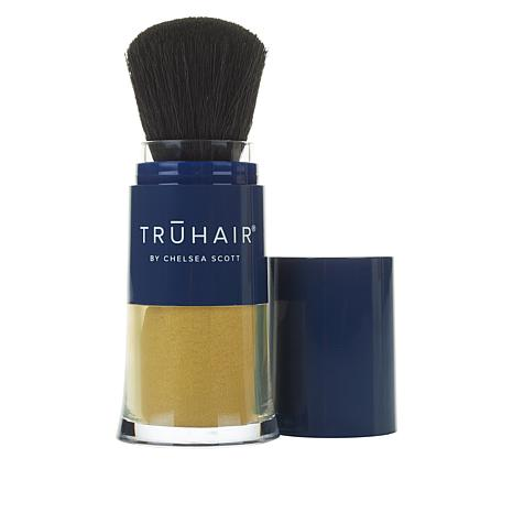 TRUHAIR Shimmer and Shine Radiant Gold Luminizer for Hair and Body
