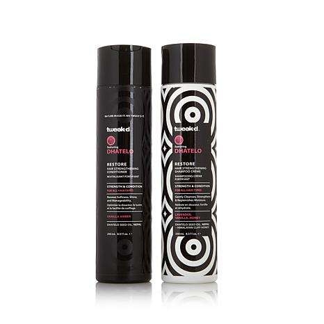 Tweak-d Restore Strengthening Shampoo and Conditioner