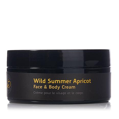 Tweak-d Wild Summer Apricot Face and Body Cream
