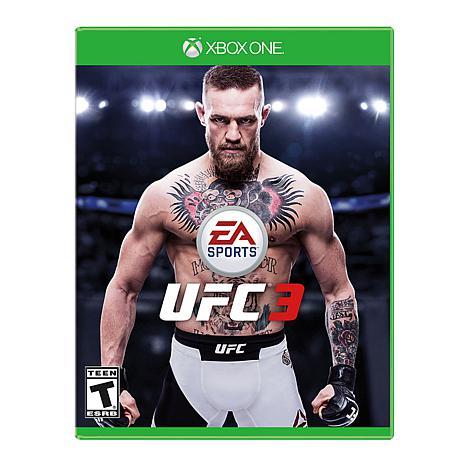 UFC 3 EA Sports - Xbox One