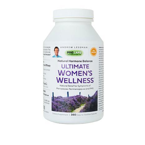 Ultimate Women S Wellness 10073325 Hsn