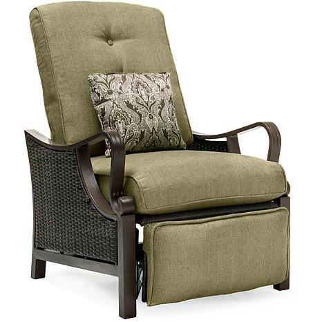 Ventura Luxury Recliner With Pillow 7461264 Hsn