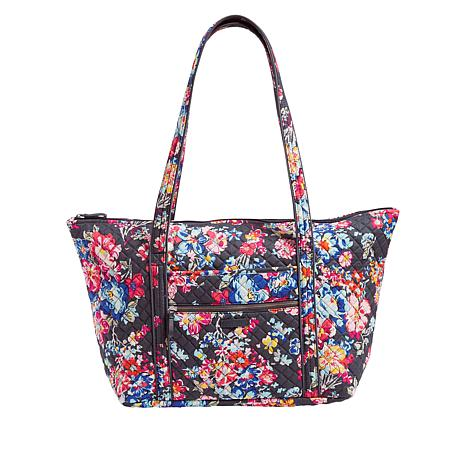Vera Bradley Iconic Quilted Miller Carry-On Tote Bag - 8954298   HSN fc783e7988