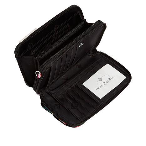 5e26b2b0d67f Vera Bradley Iconic RFID All-in-One Crossbody Bag - 8887940