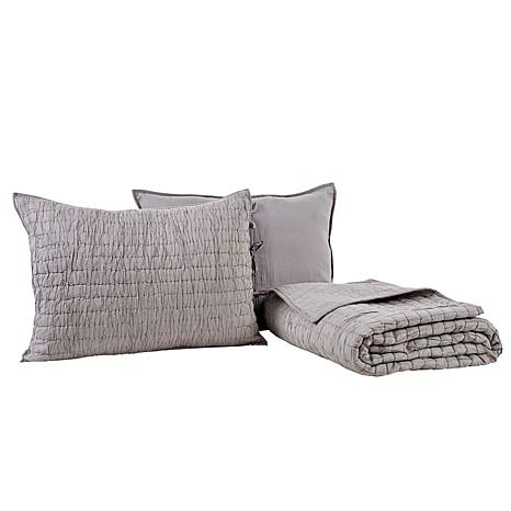 VHC Brands Rochelle Quilt Set - Twin