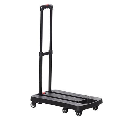 Viatek Adjustable Flat Cart with Extendable Handle