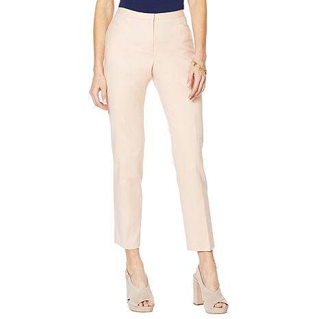Vince Camuto Double-Weave Pant - Fashion