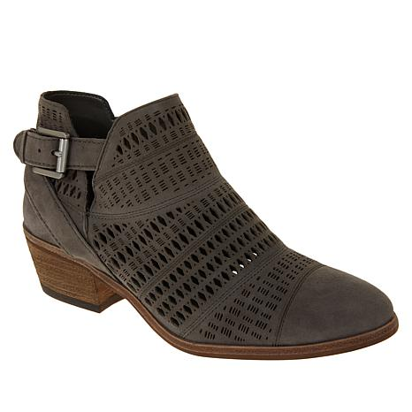 Vince Camuto Paavani Suede Ankle Bootie