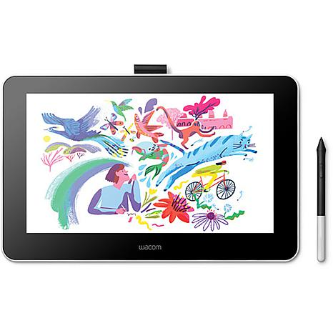 """Wacom One 13.3"""" Drawing Tablet with Screen"""