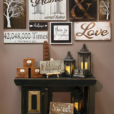 Wall Gallery Home Décor 10-piece Set - Home