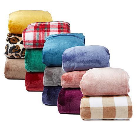 Warm & Cozy Premium Plush Blanket