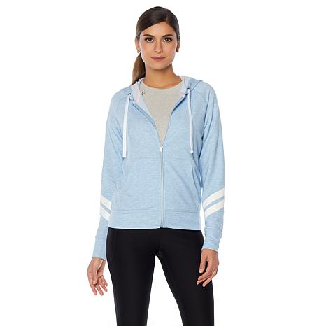 Warrior by Danica Patrick French Terry Warrior Hoodie