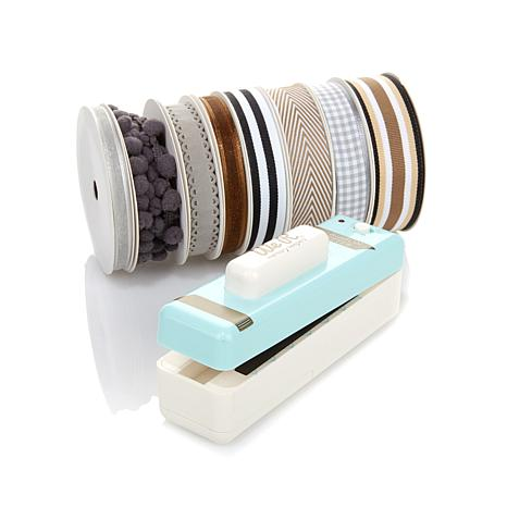 we r memory keepers ribbon cutter with ribbons 8191821 hsn