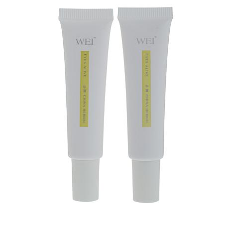 WEI China Herbal Eyes Alive 2-pack