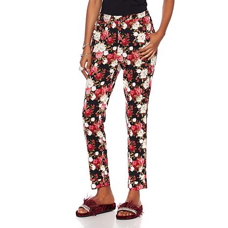 Wendy Williams Pull-On Twill Trouser