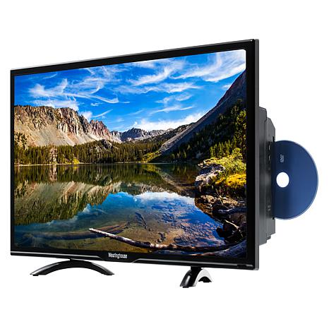 """Westinghouse 32"""" 720p HDTV with Built-in DVD Player & 2-Year Warranty"""