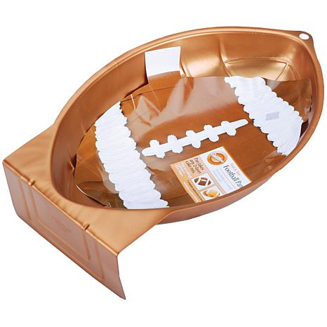 Novelty Cake Pans Football 3977010 Hsn