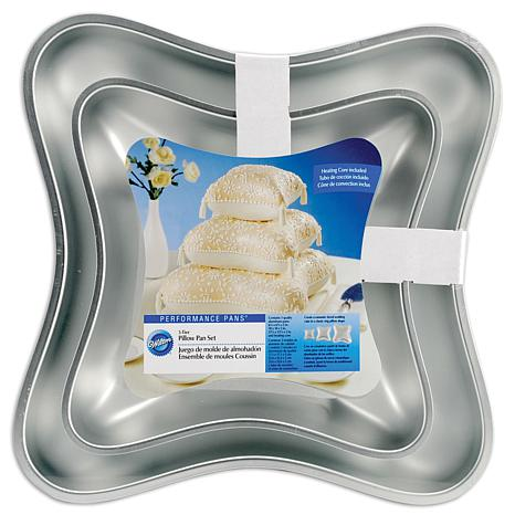 Wilton Performance Cake Pan Set - Pillow