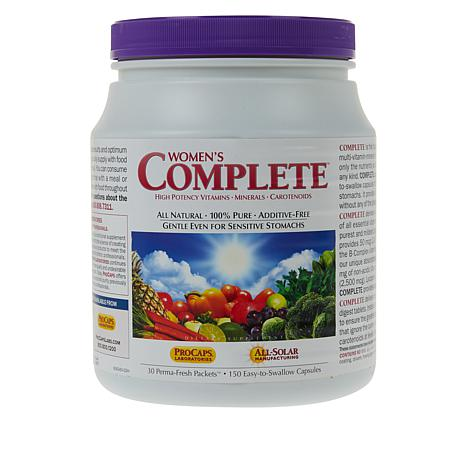 Women's Complete - 30 Packets