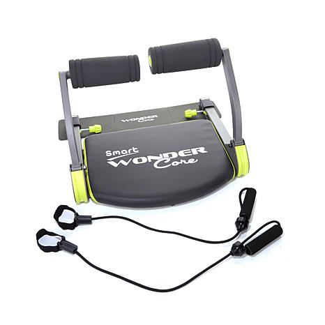 wonder core smart exercise system with workout dvd and. Black Bedroom Furniture Sets. Home Design Ideas