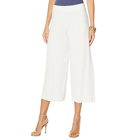 WynneLayers Cropped Relaxed Fit Pant