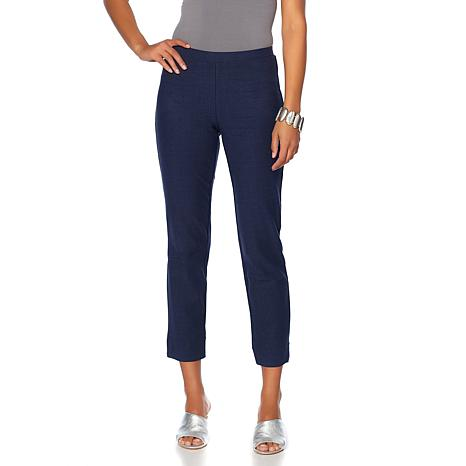 WynneLayers Essential Crepe Ankle Pant - Basic Colors