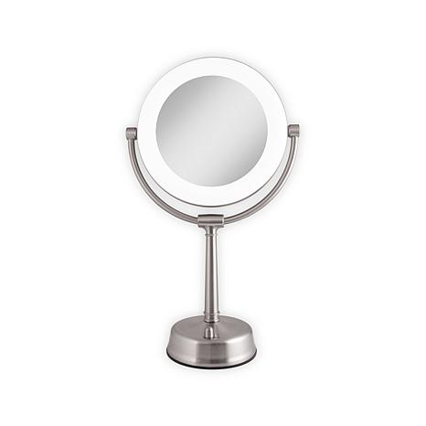 Zadro Surround Light Dimmable Sunlight Vanity Mirror With