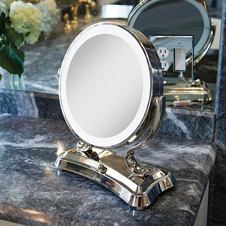Zadro Surround Lighted Glamour Mirror 8375109 Hsn