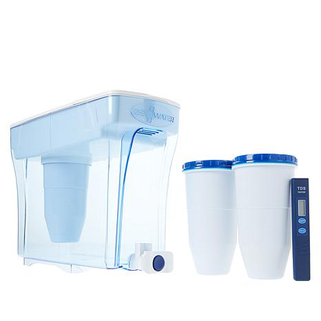 ZeroWater 30-Cup Ready Pour Water Dispenser