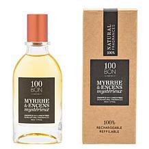 100 Bon Concentrate Myrrhe & Encens Mysterieux 1.7 oz. EDP Spray