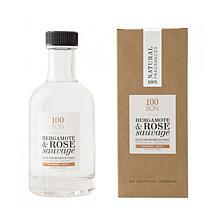 100Bon Bergamote & Rose Sauvage Eau De Parfum Refill - 6.7 oz.