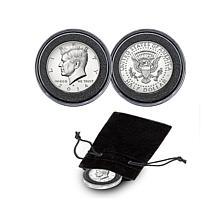 2014 D-Mint Uncirculated Silver Kennedy Half Dollar