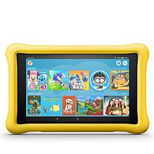 "2018 Amazon Fire Kids 8"" HD 32GB Tablet w/ Bumper and 2-Year Warranty"