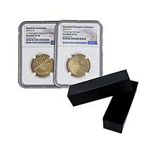 2018 and 2019 NGC RP70 American Innovation 2-Coin Set with Auto-Ship®