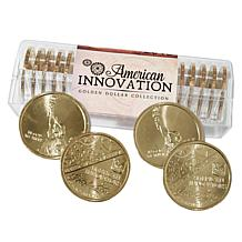 2018 P- & D-Mint American Innovation 20-Coin Roll with Auto-Ship®