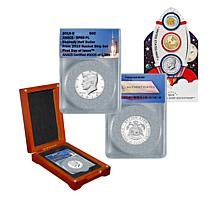 2019 FDOI LE JFK Half Dollar and United States Mint Rocketship Coins