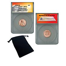 2019 SP70 ANACS West Point Mint Lincoln Penny